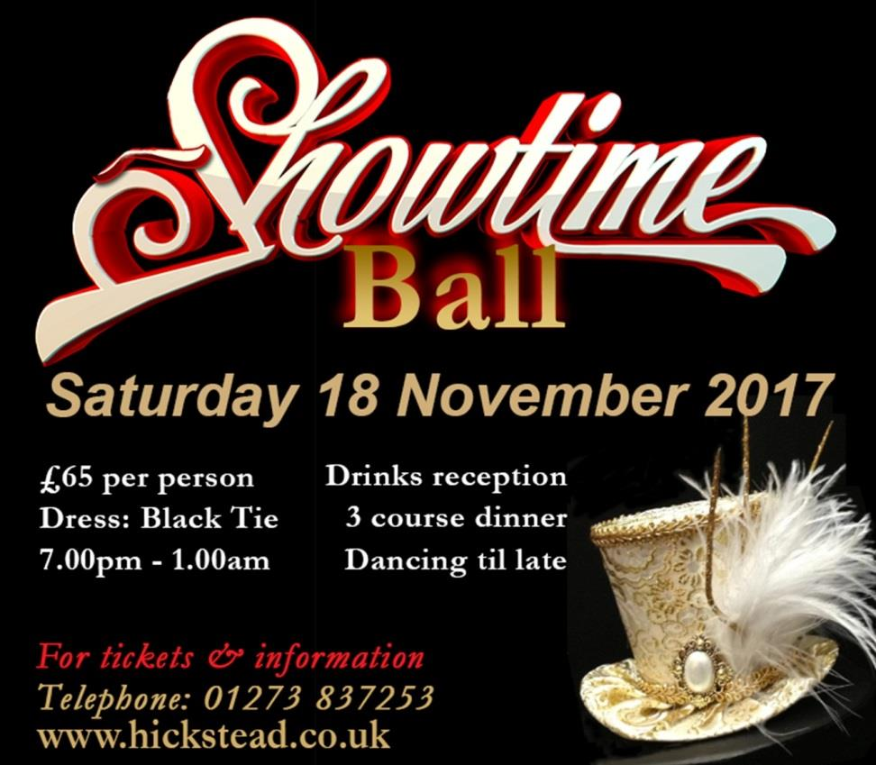 Hickstead Showtime Ball 2017